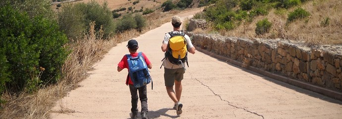 camminantes-in-pellegrinaggio